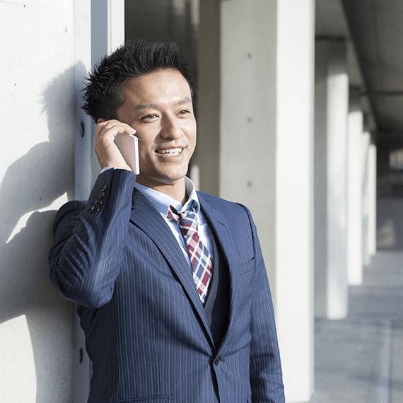 高品質な電話転送サービス4